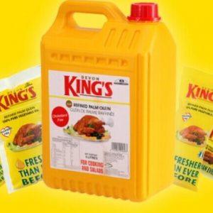 Kings Oil 5LT (Copy)